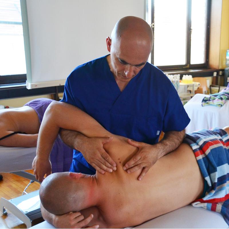 Tečaj tuina kitajske masaže