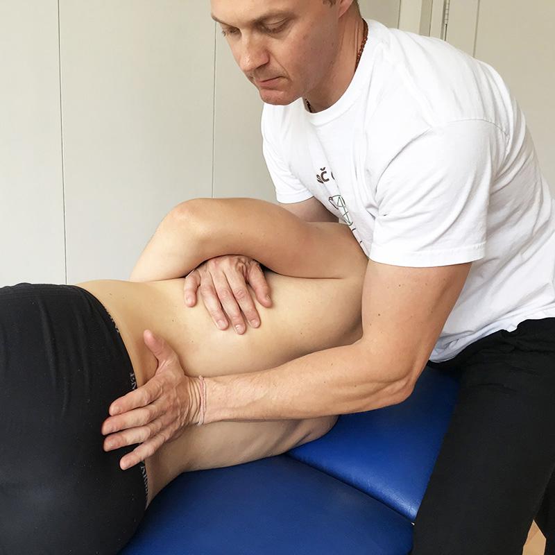 Tečaj terapevtske masaže