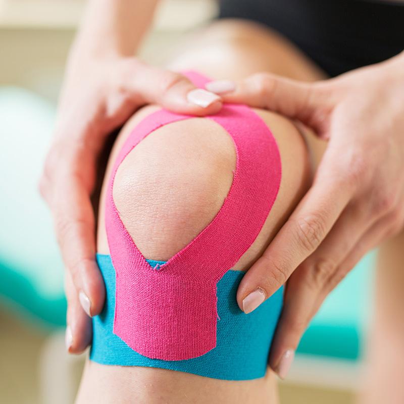 Tečaj terapije s kineziološkimi trakovi